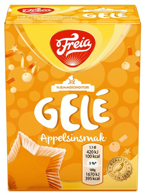 Freia Appelsingele 125 g