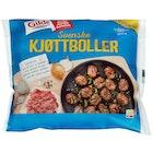 Svenske Kjøttboller