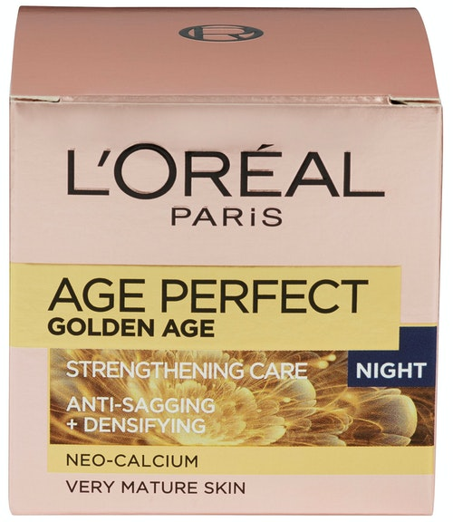 L'Oreal Age Perfect  Golden Age Rosy  Night 1 stk