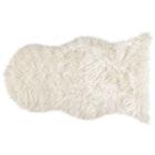 Skinnfell hvit