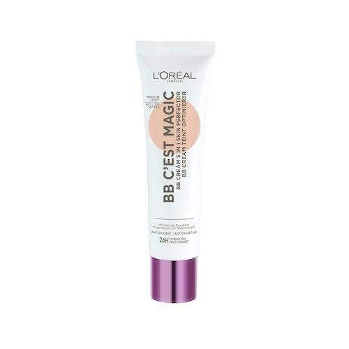 L'Oreal C'est Magique skin perfector BB cream Medium Light 1 stk