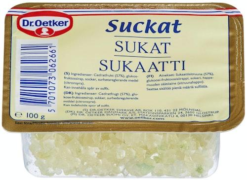 Dr. Oetker Sukat 100 g