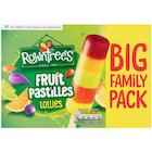 Saftis med Fruktsmak