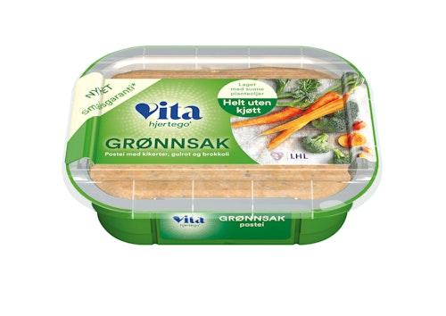 Vita Hjertego' Vita Hjertego´ Grønnsak Postei 175 g