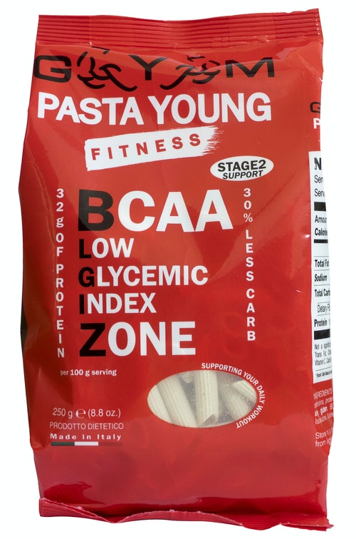 Young Fitness Pasta BCAA 250 g