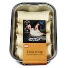 Taco Wrap Med Storfekjøtt