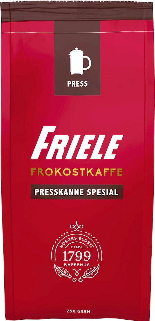 Friele Frokostkaffe Presskanne, 250 g