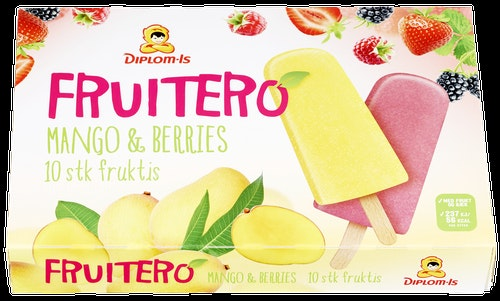Diplom-Is Fruitero 10 stk