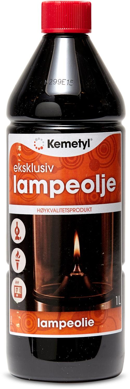 Lampeolje Eksklusiv 1 l