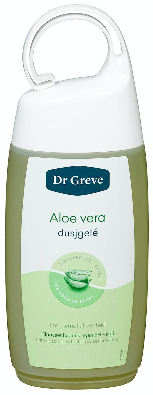 Dr. Greve Aloe Vera Dusjgelé 250 ml