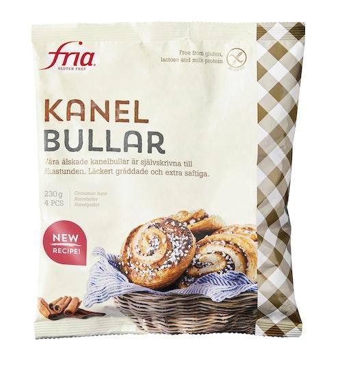 Fria Kanelboller Glutenfri 230 g