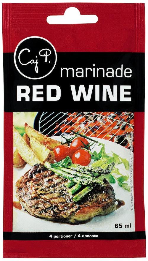 Caj P Marinade Red Wine 65 ml