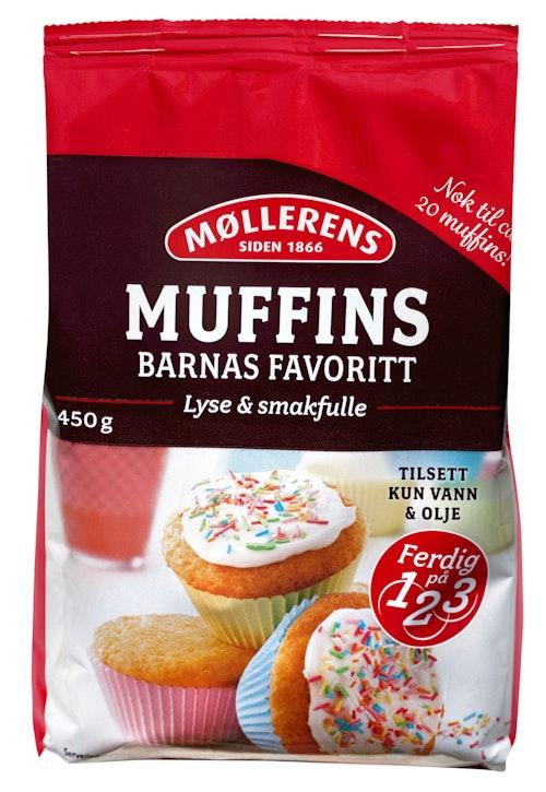 Møllerens Muffins 450 g