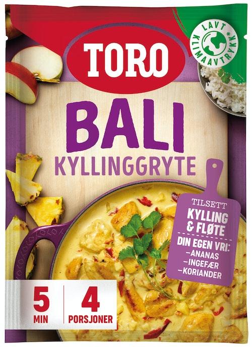 Toro Bali Kyllinggryte 91 g