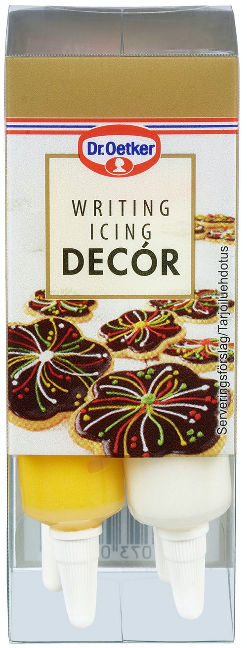 Dr. Oetker Writing Icing Decor 76 g