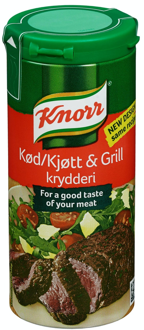 Knorr Kjøtt & Grill Krydder 88 g