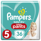 Pampers Bleie Baby Dry Pants
