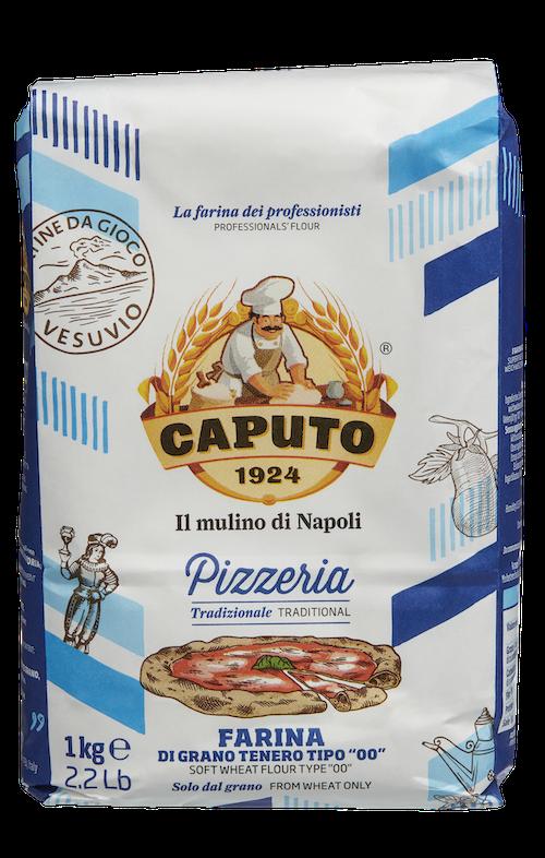 Antico Molino Caputo Pizzamel tipo-00 1 kg