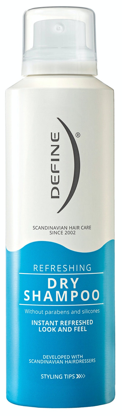 Define Dry Shampoo 200 ml