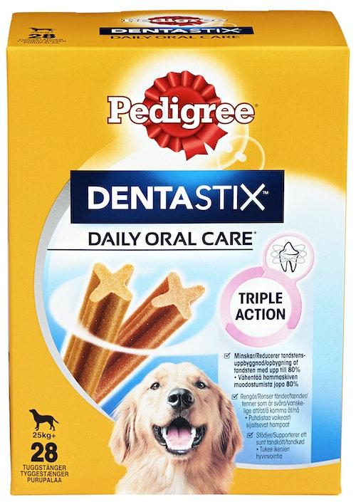 Pedigree Dentastix Large 28 stk, 1,08 kg