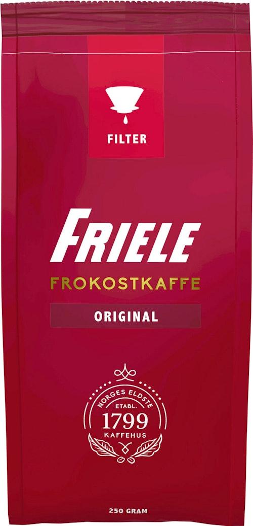 Friele Frokostkaffe Filtermalt, 250 g