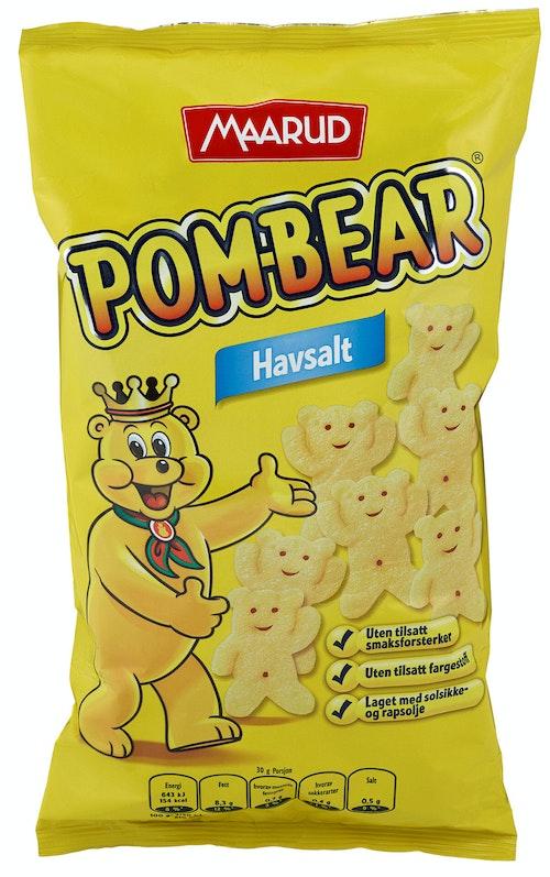 Maarud Pombear Salt 90 g