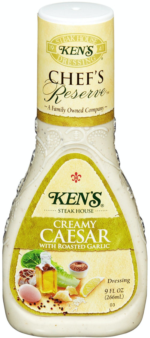 Ken's Creamy Caesar Dressing 267 g