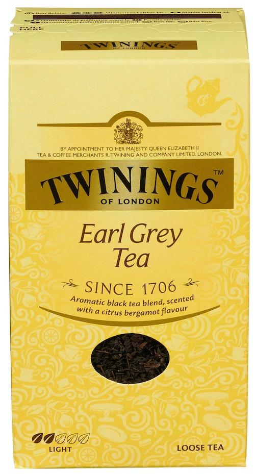Twinings Earl Grey Løsvekt, 200 g