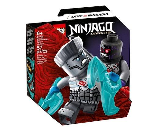 LEGO LEGO Ninjago Zane mot nindroide 1 stk