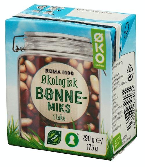 REMA 1000 Bønnemiks Økologisk, 290 g