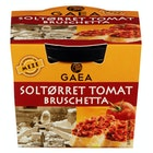Soltørret Tomat Bruschetta