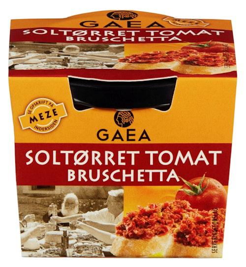 Gaea Soltørret Tomat Bruschetta 100 g