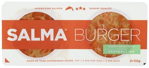 Salma Salma Burger Pepper&Lime 2 stk