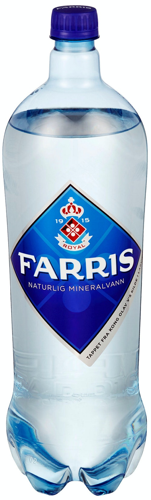 Ringnes Farris Naturell 1,5 l