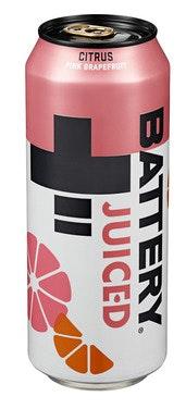 Battery Battery Juiced Citrus 0,5 l