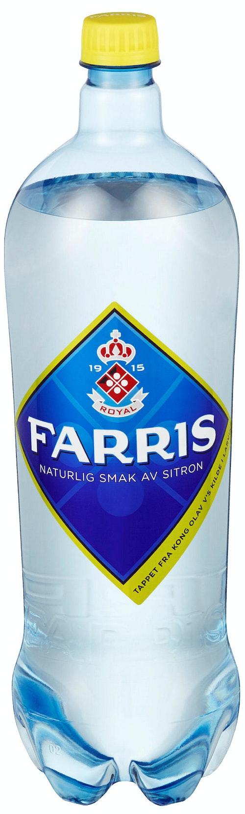 Ringnes Farris Sitron 1,5 l