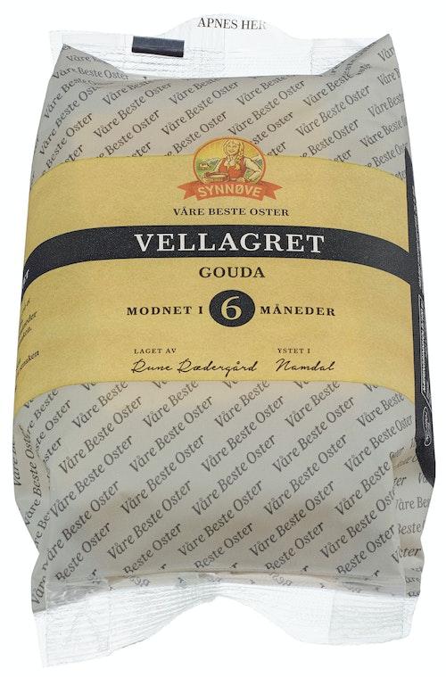 Synnøve Vellagret Gouda 340 g