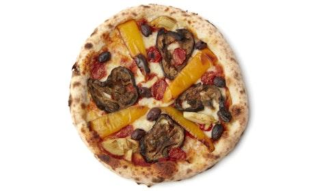 Villa Paradiso Pizza Primavera della Casa (Vegetar!) - Fersk