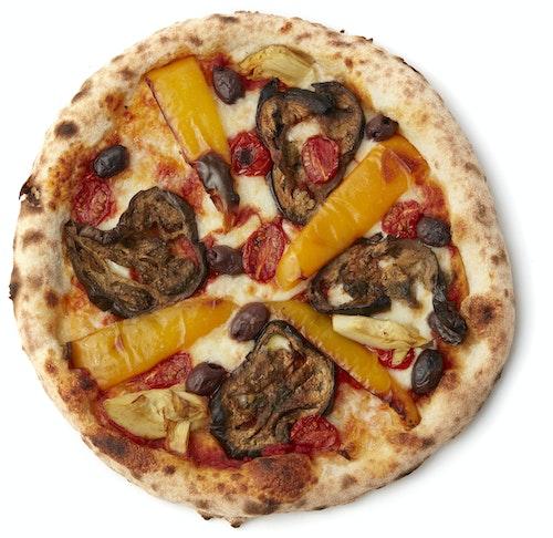 Villa Paradiso Villa Paradiso Pizza Primavera della Casa (Vegetar!) - Fersk 460 g