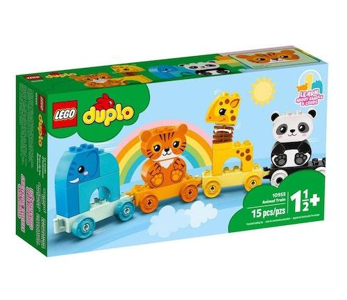 LEGO LEGO DUPLO Dyretog 1 stk