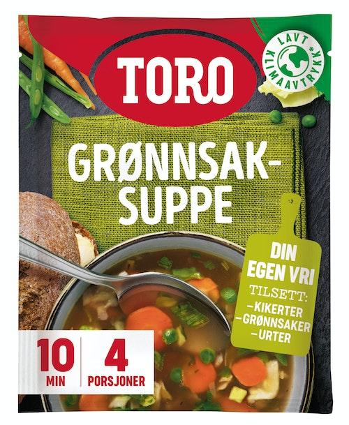 Toro Grønnsaksuppe 47 g
