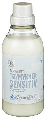 REMA 1000 Tøymykner Sensitive 600 ml