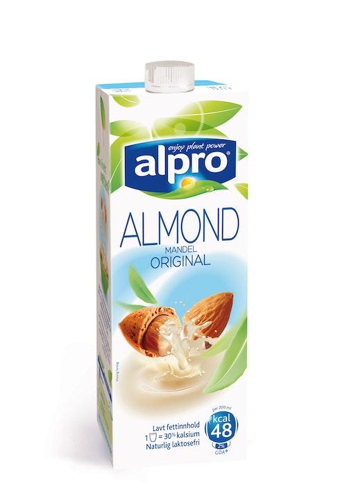 Alpro Mandeldrikk 1 l
