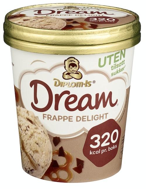 Dream Dream Frappe Delight Uten Tilsatt Sukker, 0,5 l