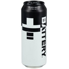 Battery Black & White