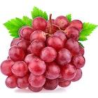 Store Saftige Røde Druer