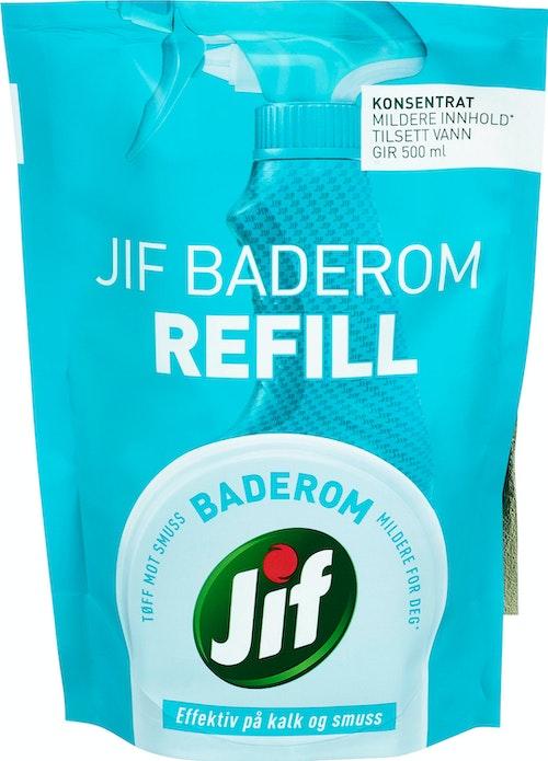 Jif Baderom Refill, 500 ml