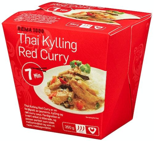REMA 1000 Thai Chicken Red Curry 350 g