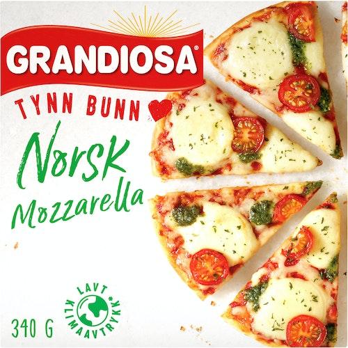 Grandiosa Tynn Bunn Mozzarella 340 g