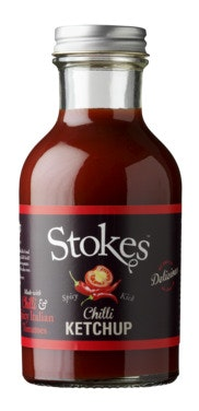 Stokes Chilli Ketchup 300 g